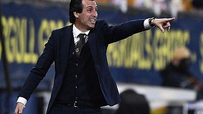 DT Emery insta al Villarreal a superar otra barrera en la final de la Europa League