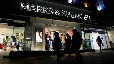 M&S's annual profit slumps as COVID crushes clothing sales