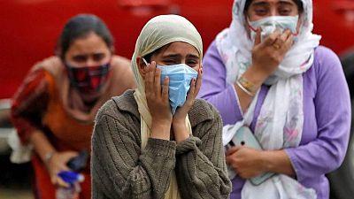 إصابات كوفيد-19 اليومية بالهند عند أدنى مستوى في أكثر من شهر