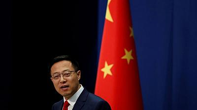 Beijing says it rejects pending U.S. legislation to counter China