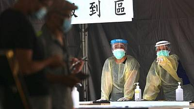 Taiwán acusa a China de bloquear un acuerdo con BioNTech para la vacuna de COVID