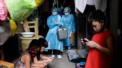 Los casos del virus en todo el mundo superan los 167,95 millones y las muertes alcanzan las 3.628.581