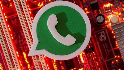 WhatsApp demanda al Gobierno indio por las nuevas normas de privacidad -fuentes