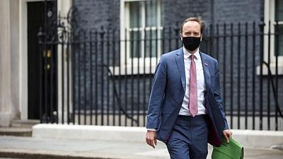 UK health minister should have been fired for lying - PM Johnson's ex-adviser