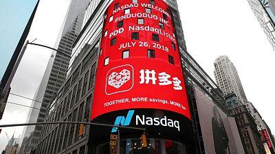 China's Pinduoduo beats quarterly revenue estimates amid online shopping boom