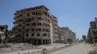 حقائق- كلفة عشر سنوات من الحرب المدمرة في سوريا