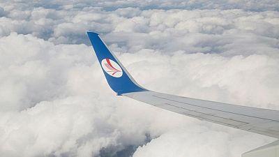 Un avión bielorruso retrocede tras recibir un aviso sobre el espacio aéreo francés