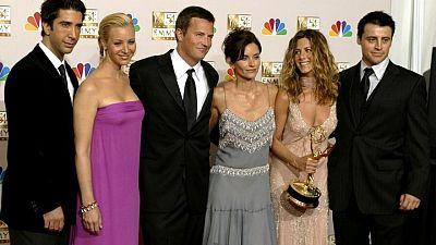 """Elenco de """"Friends"""" se reúne entre lágrimas, recuerdos y estrellas invitadas"""