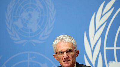 U.N. aid chief warns: don't cut Syria cross-border 'lifeline'