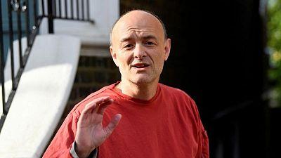 Lockdown-busting trip was 'major disaster' for UK government, says ex-adviser