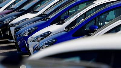 UK car output rebounds after last year's lockdown low