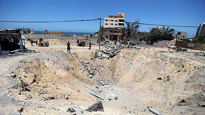 Qatar pledges $500 million for Gaza reconstruction