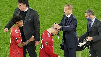 Sólo los trofeos importan en el Man United, dice el derrotado Solskjaer