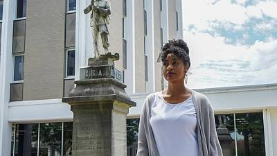 Death threats and the KKK: Inside a Black Alabaman's fight to remove a Confederate statue