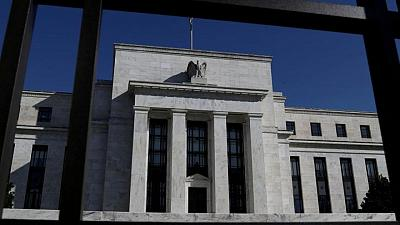 Fed's reverse repo volume hits all-time high