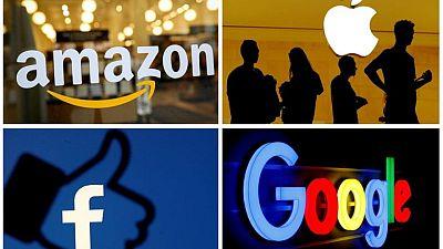 Top U.S. antitrust lawmaker targets Big Tech with new bills -sources