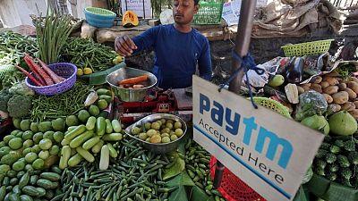 India's Paytm targets $3 billion IPO - Bloomberg News
