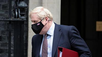 UK PM Johnson disagrees that thousands died from COVID due to his inaction