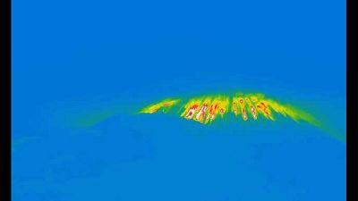 Emissione cenere, nuvole non rendono visibile ottavo parossismo