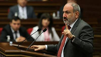 Armenia PM suggests putting international observers on Azeri border -Ifax