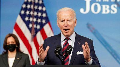 Biden impulsará presupuesto EEUU por 6 billones de dólares para el próximo año fiscal: NYT