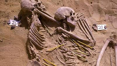 Prehistoric cemetery in Sudan shows war has been hell forever