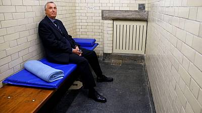 Historic London police station opens cells to visitors