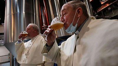 Abadía belga resucita una cervecería de las cenizas después de 200 años