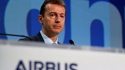 Airbus CEO seeks to calm supplier nerves over output hike
