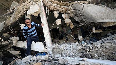 """Consejo de Derechos de la ONU vota a favor de investigar """"crímenes"""" del conflicto de Gaza"""