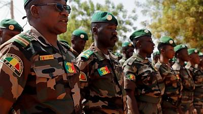 EU military training mission in Mali to keep going for now
