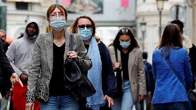 فرنسا تسجل 13933 إصابة جديدة بفيروس كورونا