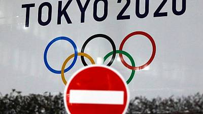 Olympics-Japan looks to extend Tokyo state of emergency to June 20, minister says