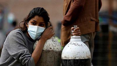 El sur de Asia supera los 30 millones de casos de COVID-19 mientras India lucha contra la segunda ola