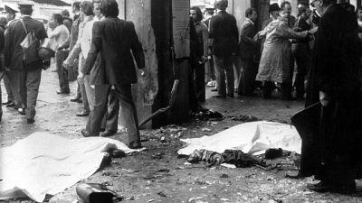 47esimo anniversario della bomba, otto rintocchi alle 10.12