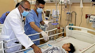 WHO calls for Gaza patient access, evacuations after violence