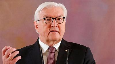 German president Steinmeier announces run for second term