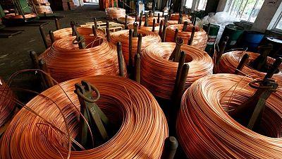 JX Nippon Mining eleva proyecciones de utilidades a medio plazo por mayores precios del cobre