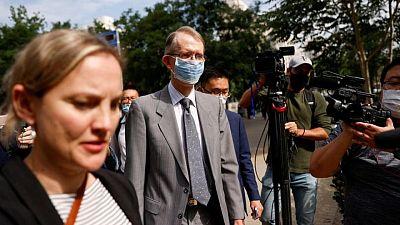 Australia says Yang Hengjun under 'arbitrary detention' in China after espionage verdict postponed