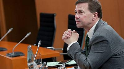 Germany urges Russia to reverse ban on German NGOs