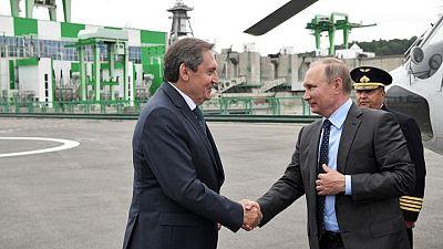 وزارة الطاقة: روسيا وباكستان تتفقان على بناء خط أنابيب لنقل الغاز