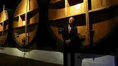 Wine o'clock: Portugal's wine cellars hope for better days as soccer fans arrive