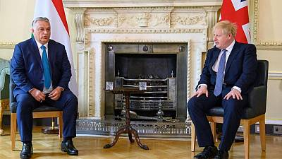 UK PM told Hungary's Orban of significant human rights concerns