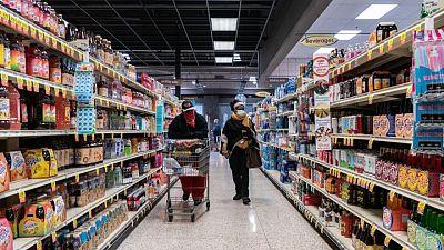 Inflación de EEUU avanza en abril y el gasto del consumidor se modera