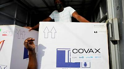 Factbox: Vaccines delivered under COVAX sharing scheme for poorer countries