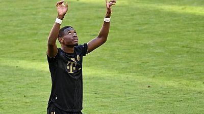 David Alaba ficha por el Real Madrid