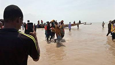 More than 70 dead after boat sinks in Nigeria
