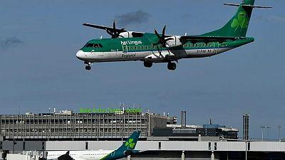 Aer Lingus says it to burn cash for months despite Irish travel plan