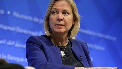 """وزيرة المالية في السويد تريد فرض """"ضريبة المليونير"""" لدعم الرعاية الاجتماعية"""