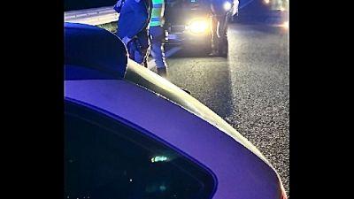 Grazie a un blitz della polizia a Orvieto. Due arresti